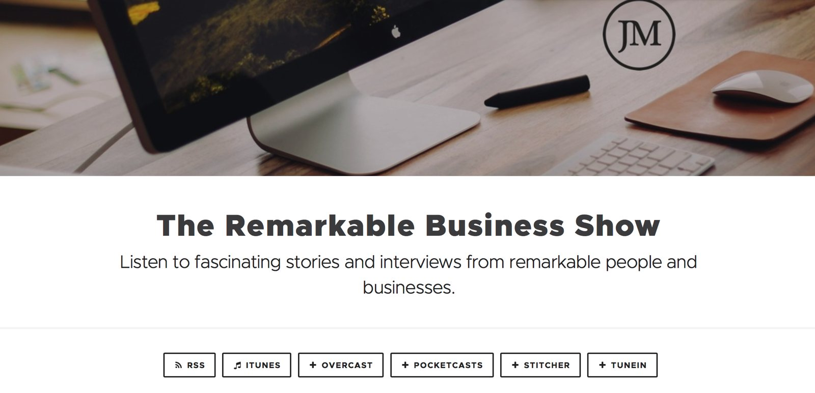 The Remarkable Business Show