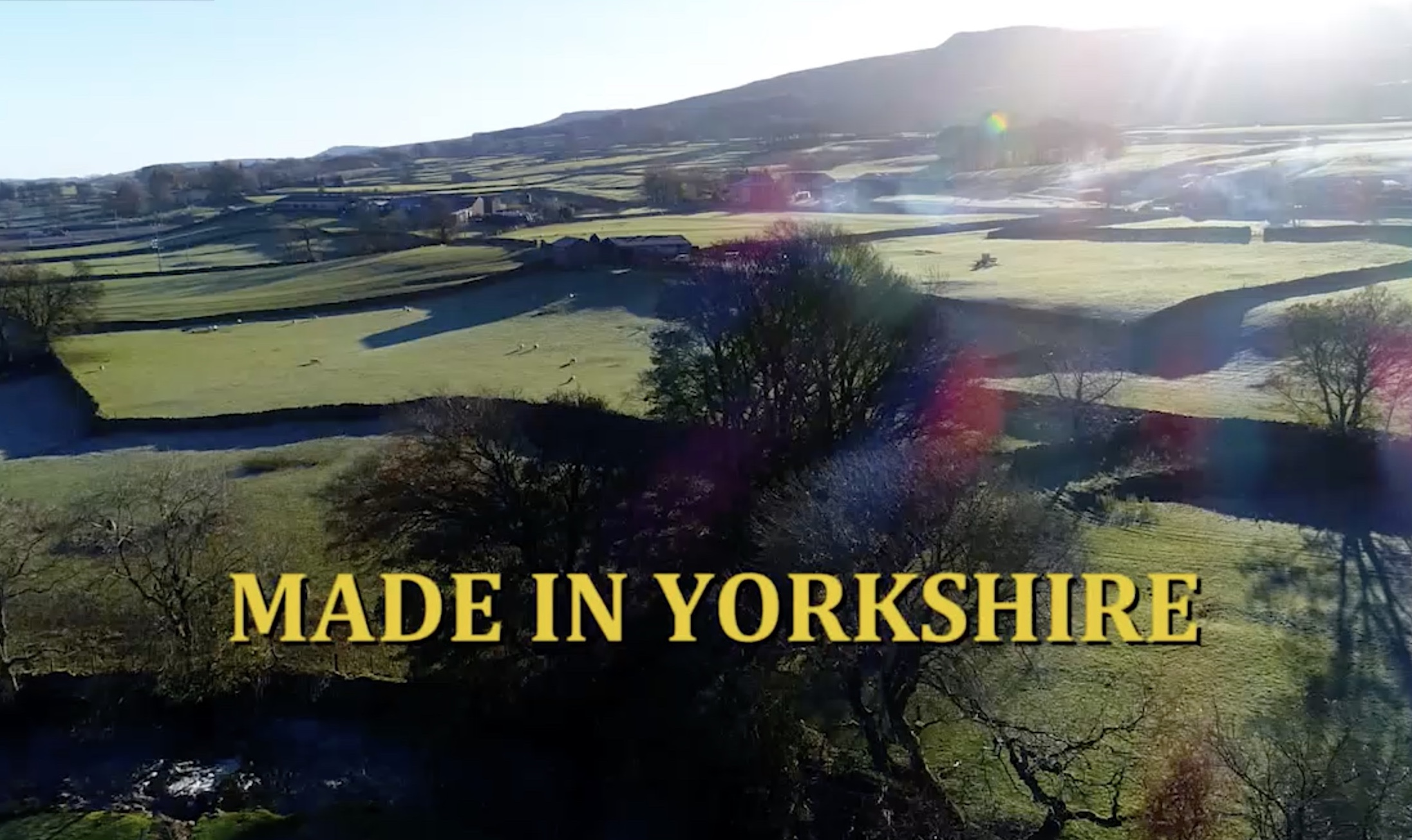 "Working with John Prescott on ""Made in Yorkshire"""