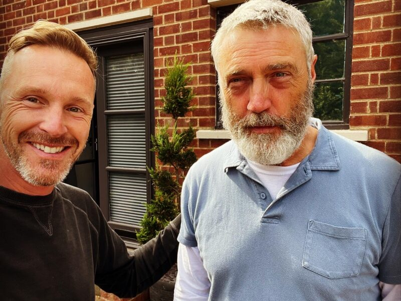 Sept 2021 – ADR work with ITV Drama and Legendary actor Vincent Regan